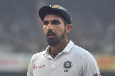 Ishant Sharma ruled out of Test series vs Australia