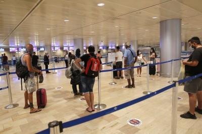 Israel sets up Covid testing lab at Ben Gurion airport