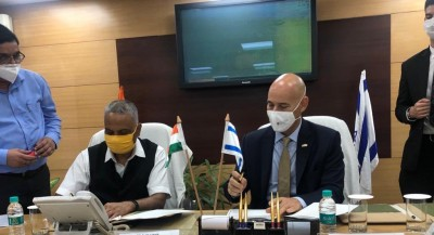 Israel to extend tech to boost agriculture, IT in NE India