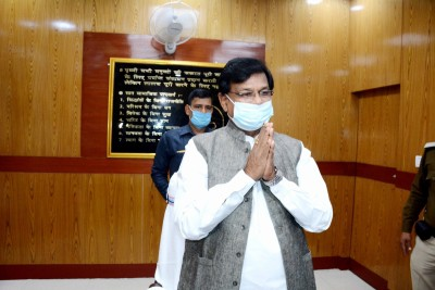 JDU takes high moral ground on tainted minister Mewalal Chaudhary's resignation