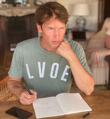 James Blunt recalls being accused of stalking