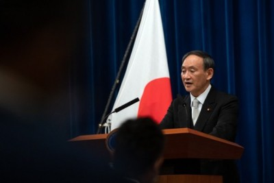 Japan PM reiterates call to action as Covid-19 cases hit record high