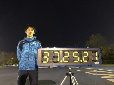 Japan's Eiki Takahashi smashes world best for 10,000m race walk