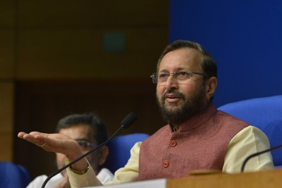 Javadekar on TRPs: Can't measure the opinion of 22 cr people from meters at 50,000 houses