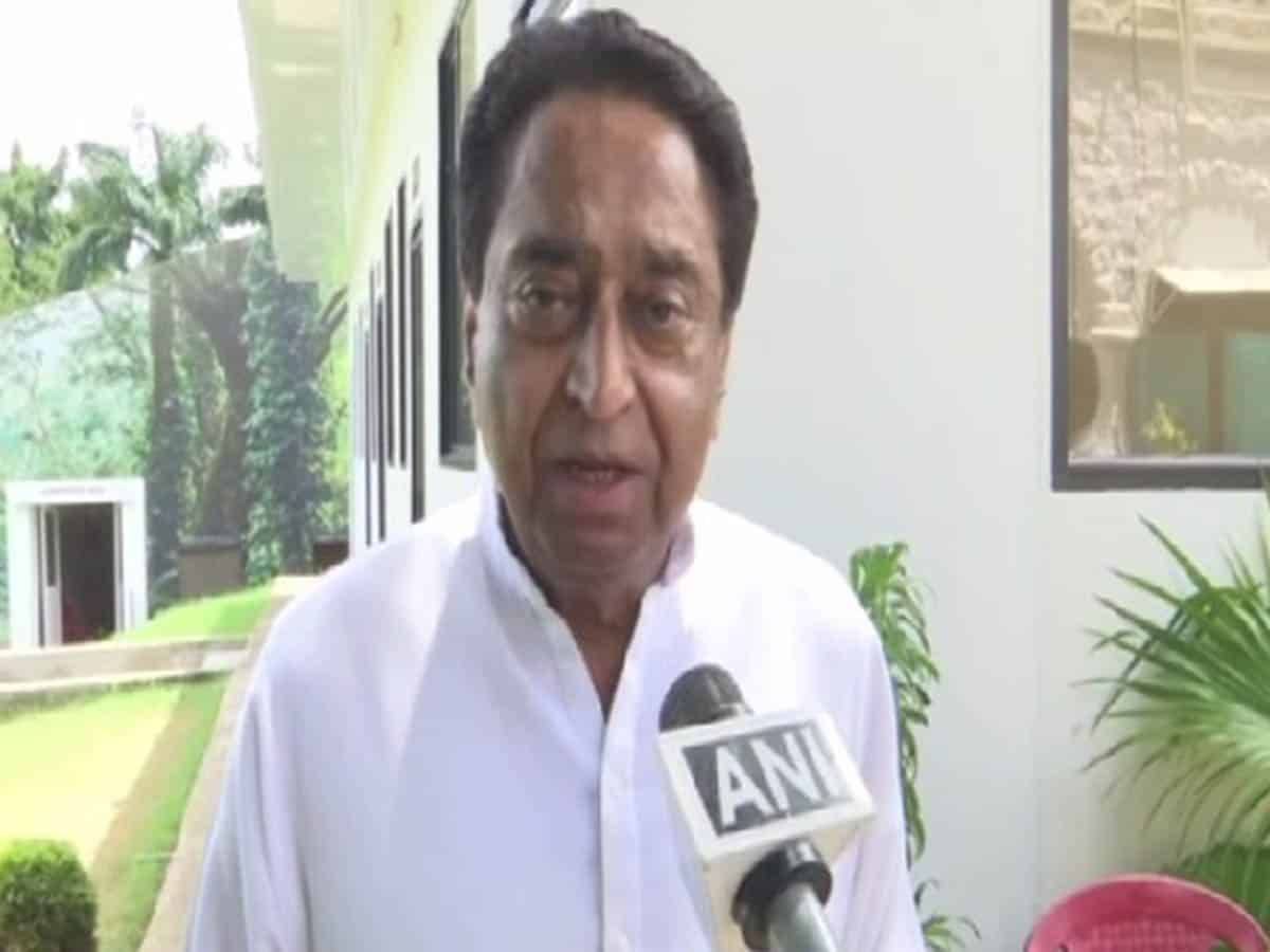 Election Commission to file reply in SC's stay on revoking Kamal Nath's star campaigner status