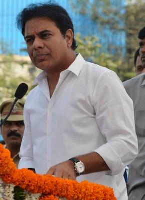 KTR slams BJP leader for alleging KCR has terror links
