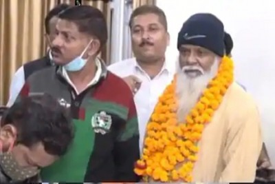 Kanpur man reurns from Pak after 28 years