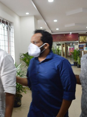 Kerala CPI-M leader's son in 14-day custody on money laundering charge