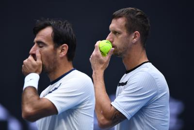 Kubot-Melo end ATP Finals campaign with a win