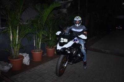 Kunal Kemmu gifts himself a BMW superbike