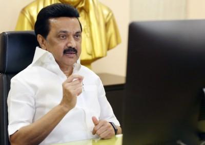 'Legal action will be taken against DMK president Stalin'