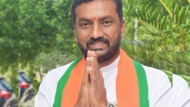 Photo of Dubbaka by-poll: BJP snatches victory from TRS by 1,470 votes, blot on Harish Rao