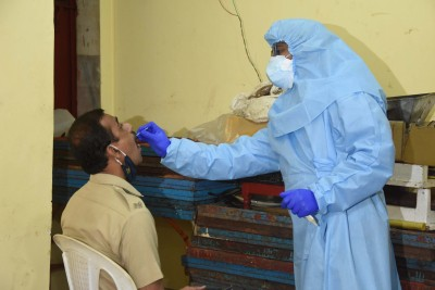 Maha Covid-19 deaths remain high, recoveries improve (ROUNDUP)