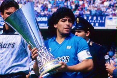 Maradona at Napoli: From God to devil