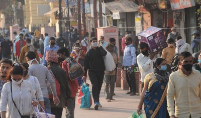 Markets in Bhopal to open till 8 p.m. amid Covid-19 surge
