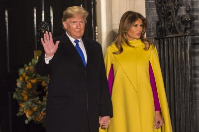 Melania to seek divorce from Donald: British media