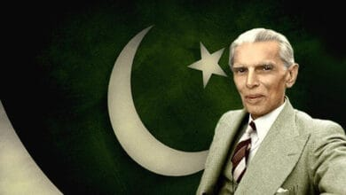 Photo of Muhammad Ali Jinnah got full support for his Pakistan project from the British