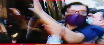 Mumbai police slap assault case against Arnab Goswami