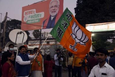 NDA seems set to retain power in Bihar