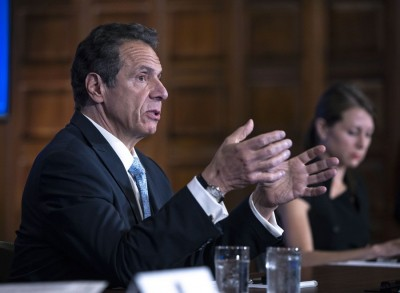 NYS COVID-19 test positivity rates trend higher: Governor