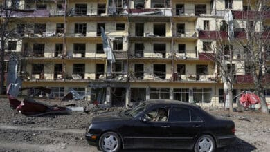 Photo of Toll of Karabakh conflict stands at 45 dead, 141 injured