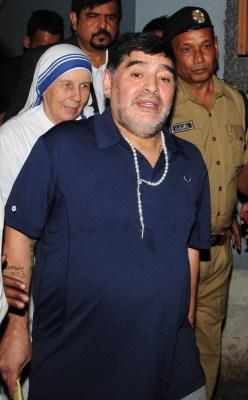 Napoli to rename its stadium in honour of Maradona