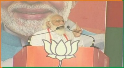 'Need Nitish govt for Bihar's development,' PM in open letter to voters