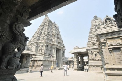 New look Tirupati gets ready for re-opening