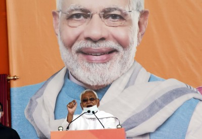 Nitish-led NDA retains power in Bihar, RJD single-largest party (Ld)