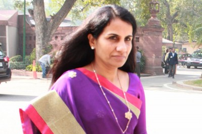 No coercive action against Chanda Kochhar in ICICI-Videocon loan case, ED assures SC (2nd Ld)