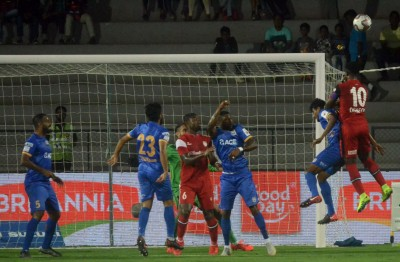 NorthEast United FC take on Mumbai City FC (ISL Match 2)