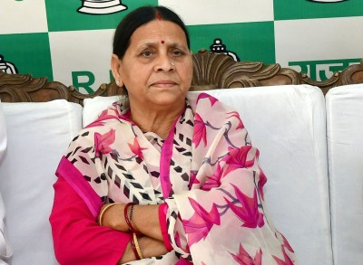 Now, Rabri Devi dubs Nitish as 'warrior of sophistry'