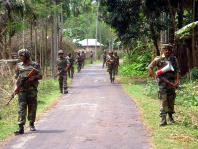 Now tension on Assam-Nagaland border after 'anti-encroachment' stir