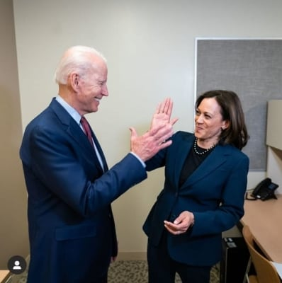 On the brink of history, Kamala Harris goes flat out in Pennsylvania