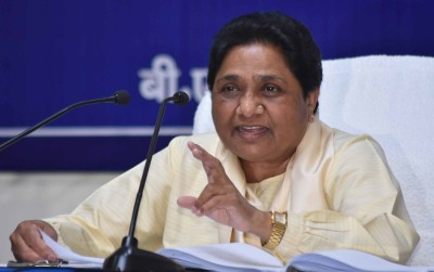 Ordinance on religious conversions a hasty action: Mayawati