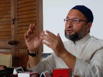 Owaisi's party eyes kingmaker's role in Bihar