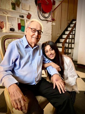 Paoli Dam: Soumitra Chattopadhyay was the face of Feluda to me as a child (FIRST PERSON)