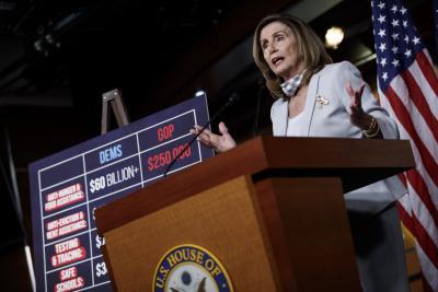 Pelosi to seek re-election as US House speaker