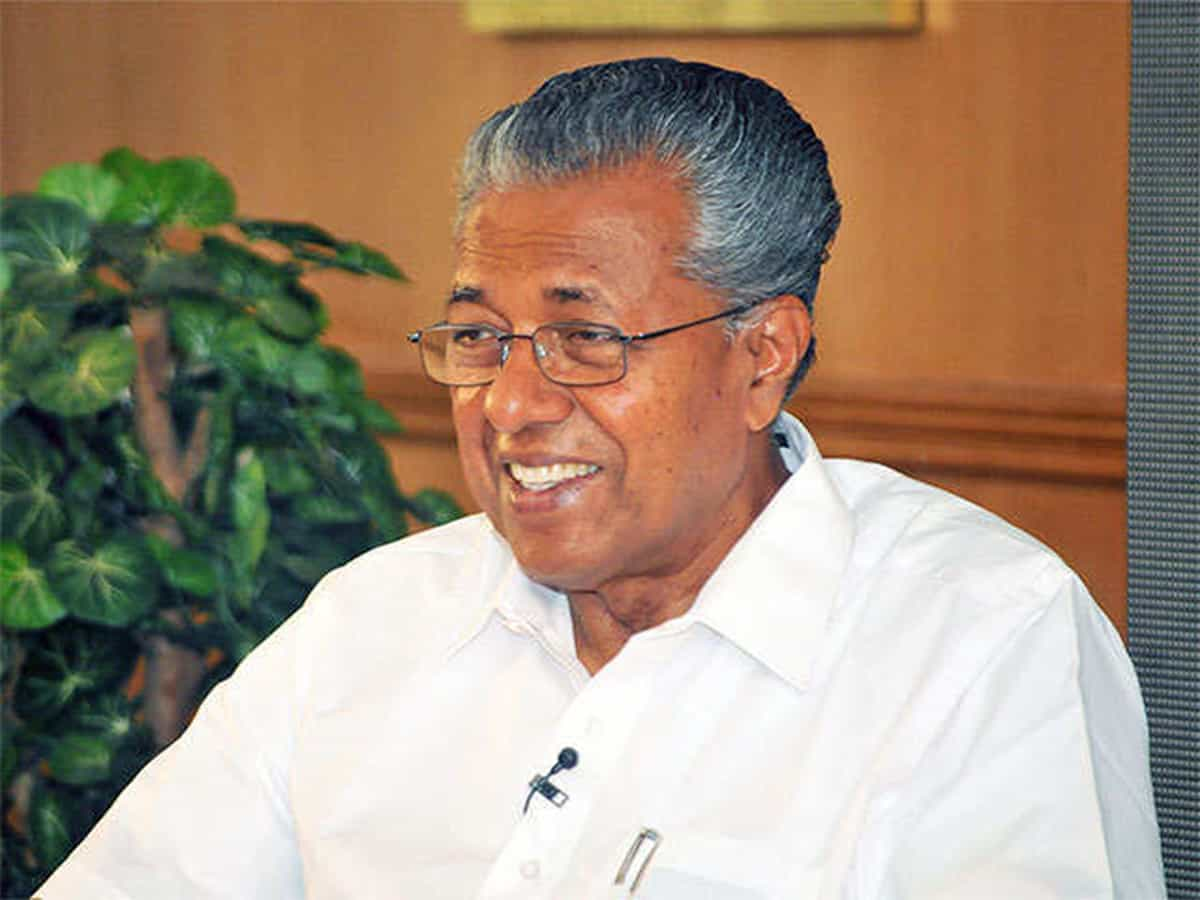 Kerala CM tests positive for COVID-19 updates with CM's tweet