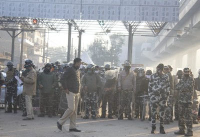 Police on alert as farmers may open new front on Delhi-UP border