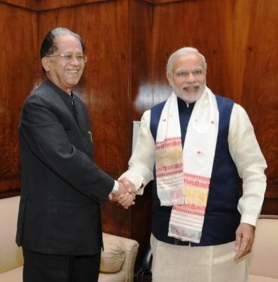 Prez, PM, Rahul Gandhi condole ex-Assam CM Tarun Gogoi's death