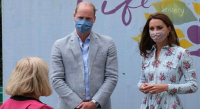 Prince William kept Covid-19 diagnosis a secret