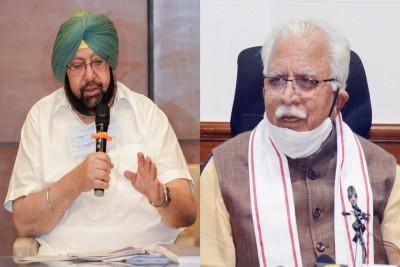 Punjab CM slams Khattar over 'Khalistani' remark