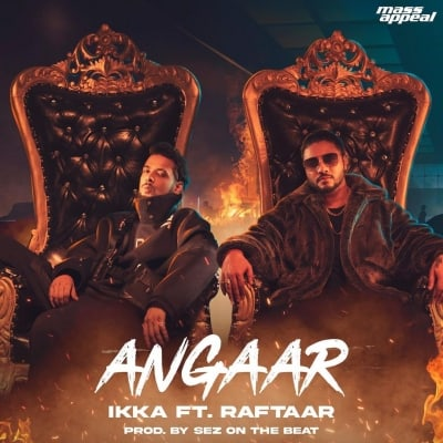 Raftaar, IKKA's 'Angaar' gets 6.4 mn views in 2 days