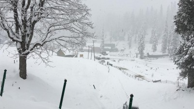 Rain, snow in J&K; improvement likely from Thursday
