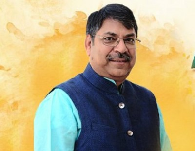 Raj BJP chief in Medanta due to post-COVID complications