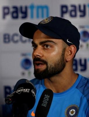 Reaching Australia early will prove advantageous: Kohli