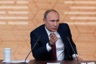 Risks, threats increase following US leaving INF Treaty: Putin
