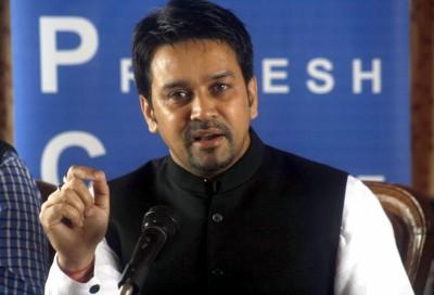 Roshni land scam 'real face of Gupkar Gang': Anurag Thakur