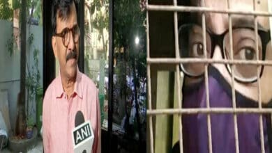 Photo of We don't interfere in functioning of police: Sanjay Raut on Arnab's arrest